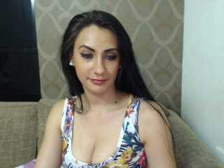 Picture of the sexy profile of HotAlisee, for a very hot webcam live show !