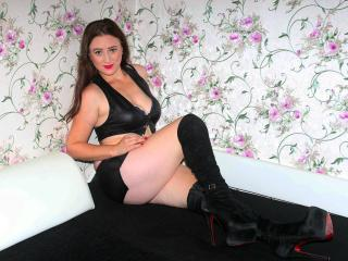 Picture of the sexy profile of RadianteEly, for a very hot webcam live show !