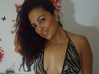 Picture of the sexy profile of SalomeWild, for a very hot webcam live show !